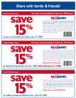 petsmart coupon printable  november